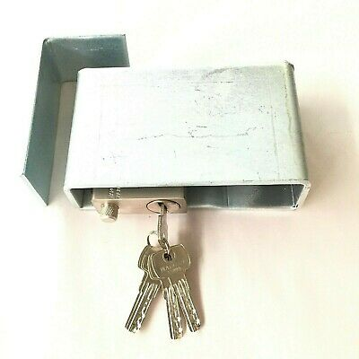 Shipping Container Security Locking Case Combo Padlock