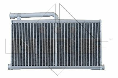 NRF Heat Exchanger interior heating 54206 Fit with Audi A6