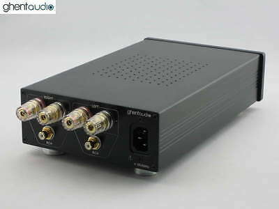ghentaudio ASX250-SR(B) /w pre-made wires DIY Case-Kit for ICEpower 250ASX2