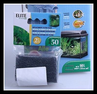 HAGEN Elite Jet -Flo 50 Replacement filter foam  Art.A-104