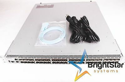 Arista DCS-7148SX  48-Port 10GbE Switch (SFP+) Front-to-Rear Fans DCS-7148SX-F
