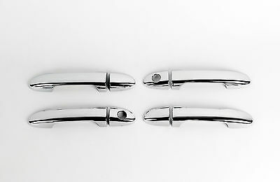 Bowl fit for KIA SPECTRA CERATO 04-08 2101AB Chrome Door Handle Catch Cover