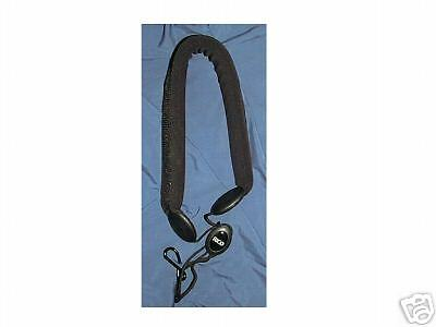 CLEARANCE! Rico Padded Alto or Soprano Sax Strap, Model SJA12, with S Hook