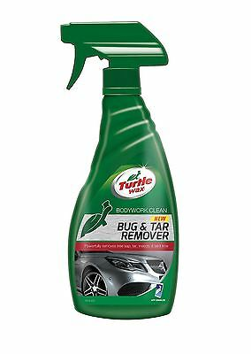 Turtle Wax Bug And Tar Remover 500Ml New & Improved