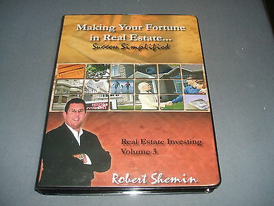 Robert Shemin Making Your Fortune in Real Estate Investing Volume 3