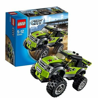 New Lego City LEGO City Great Vehicles 60055 Monster Truck Free Postage F/S