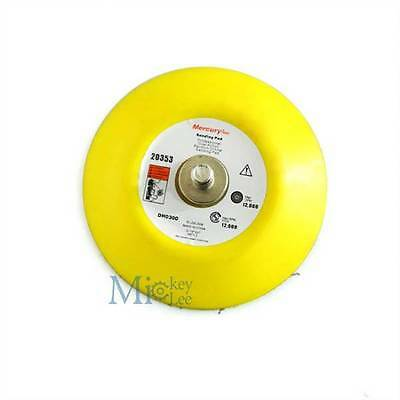 "3"" Sanding Pad Dual Action Random Orbital Polishing Pad"
