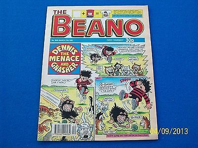 THE BEANO COMIC No. 2645 MARCH 27TH 1993 D.C.THOMSON & CO