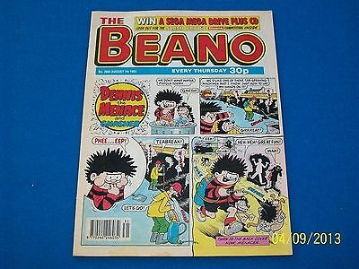 THE BEANO COMIC No. 2664 AUGUST 7TH 1993 D.C.THOMSON & CO