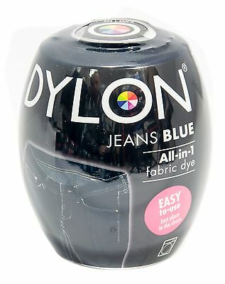 Jeans Blue Fabric Dye by Dylon