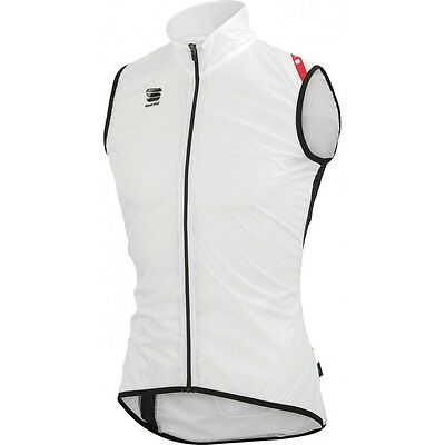 GILET SPORTFUL HOT PACK 5 VEST BIANCO NERO Size L