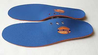 631794a92b 10 Seconds Performance Insoles Arch 1000 Flat Foot Arch Support Size M  12.5-13.5