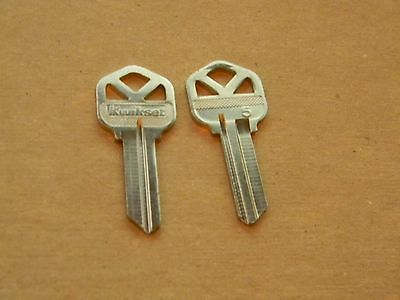 Kwikset 5 Pin Original Key Blanks (2)  Also Known As KW1
