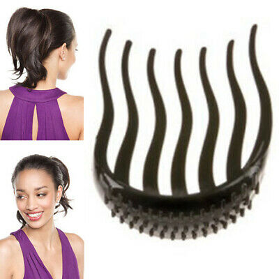 2Pcs Hair Accessories Styling Magic Style Clip Stick Bun Maker Braid Tool