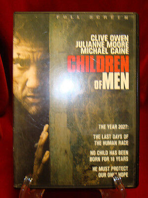 DVD - Children of Men (Fullscreen / 2007)