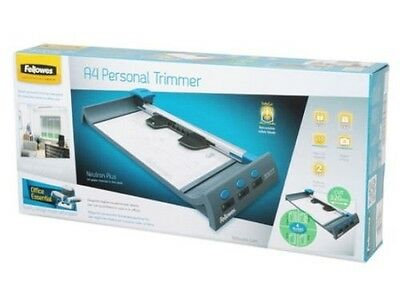 GENUINE Fellowes A4 Personal Paper Trimmer Quality Product Superfast Shipping!!