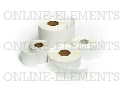 4000 QUALITY THERMAL TRANSFER LABELS - 40mm x 28mm