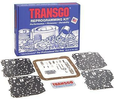 Ford C4 C9 C10 Automatic Transmission Transgo Shift Kit Stage 3 1970 on