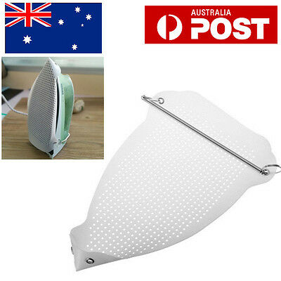 Electric Parts Iron White Cover Shoe Ironing Aid Board Heat Protect Fabrics
