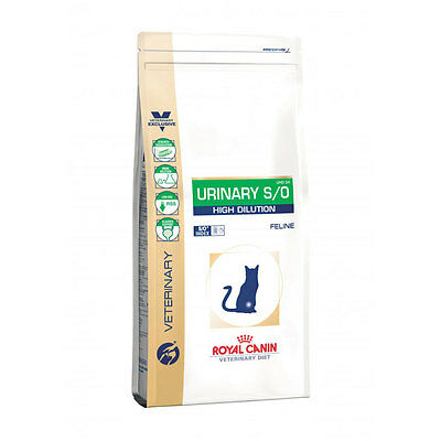 Royal Canin Vdiet Cat Urinary S/O High Dilution - 3,5 Kg