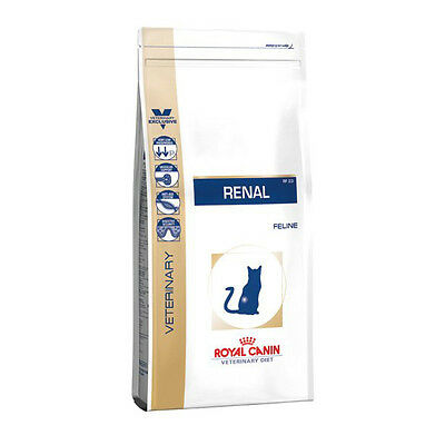 Royal Canin Vdiet Cat Renal - 4 Kg