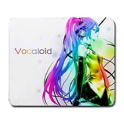 Anime Hatsune Miku Vocaloid Girl Large Mousepad - Pc Mouse Pad Free Shipping