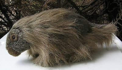 "Porcupine Plush Animal Toy ""cuddlekins Discontinued"