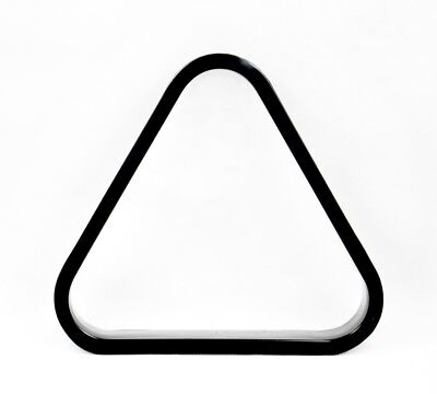 """Brand New Pool Table Accessories 2"""" Plastic Snooker Triangle"""