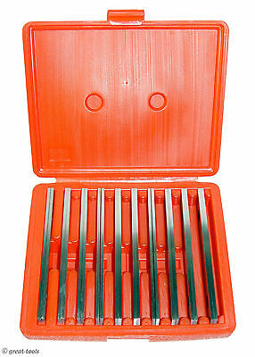 NEW MACHINISTS PARALLEL SET – machinist hand tools alignment tool parallels