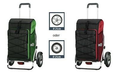 Andersen Royal Shopper Plus Thor Luft- Kugellagerrad Einkaufstrolley