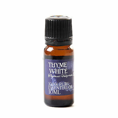 Thyme White Essential Oil - 100% Pure  - 10ml (EO10THYMWHIT)