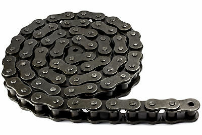 #160H Heavy Duty Roller Chain 10 Feet with 1 Connecting Link