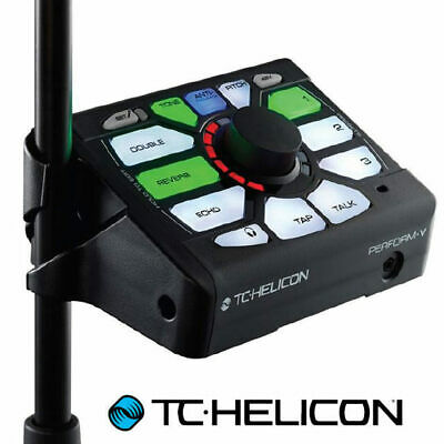 TC Helicon Perform V Vocal Effect Processor with Harmony Reverb EQ fx