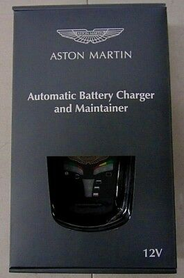 aston martin db9 battery charger