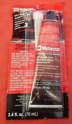 Motorcraft Ultra Silicone Sealant TA-29 Ford Motor Company High Strength Modulus