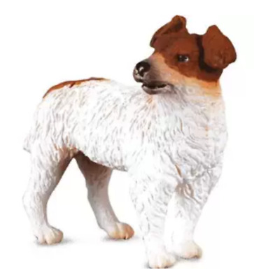 JACK RUSSELL  TERRIER #88080 ~ Dog Replica FREE SHIP//USAw//$25+CollectA Products