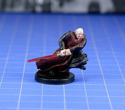 Darth Sidious, Dark Lord of the Sith #41 Champions of the Force Star Wars mini