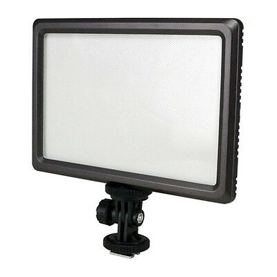 Sunny Nanguang Luxpad22 Pro Ultra Thin 112-LED 11W Video Light Pad for Canone