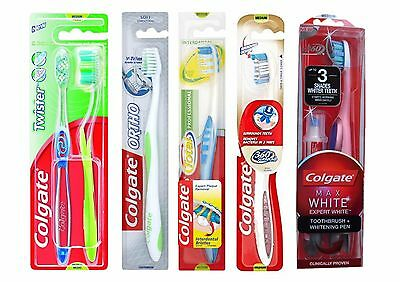 Colgate ToothBrush - Choose Your Option