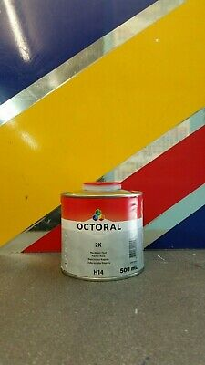 500Ml Octoral H14 2K Fast Hardener Activator For Primers/2K Paint/ Clearcoats