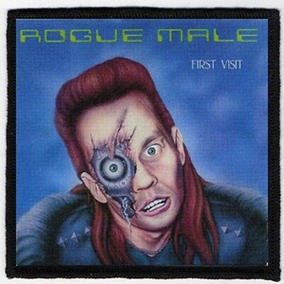 Rogue Male Patch / Speed-Thrash-Black-Death Metal