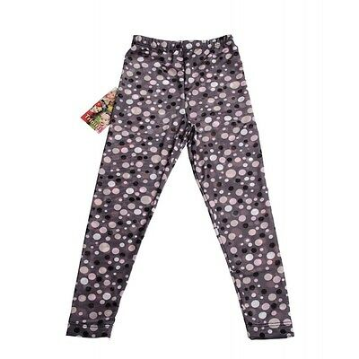 Girls Summer Leggings/trousers - Dots Age 9 years up to 12 years