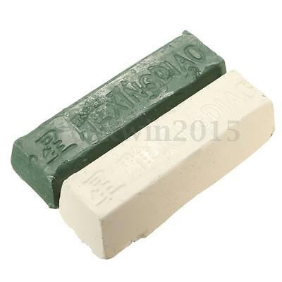 2pcs Leather Strop Polishing Buffing Buff Compounds Soap 160g / 6oz per on L