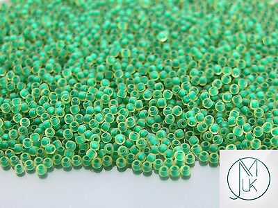 10g Toho Japanese Seed Beads Size 11/0 2mm Listing 2of2 280 Colors To Choose