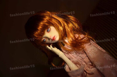 Elizabeth Doll Chateau 1/4 girl super dollfie size MSD bjd-human body