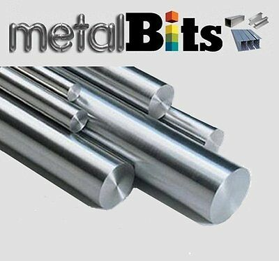 Bright Mild Steel Round Bar EN8D Imperial Size