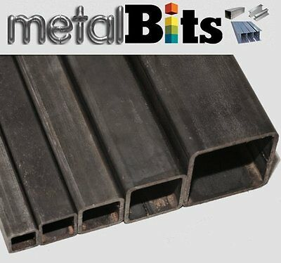 Box Section Mild Steel (Various sizes available)