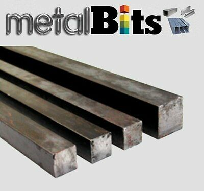 Square Bar Mild Steel (Various sizes available)