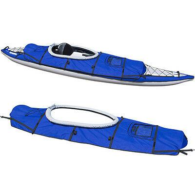 Aquaglide Kayak 1 Person Touring Deck