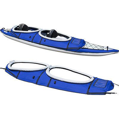 Aquaglide Kayak 2 Person Touring Deck